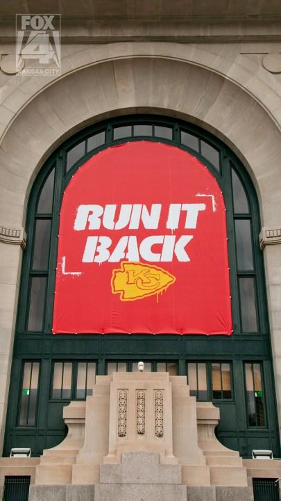 Run It Back Phone graphic