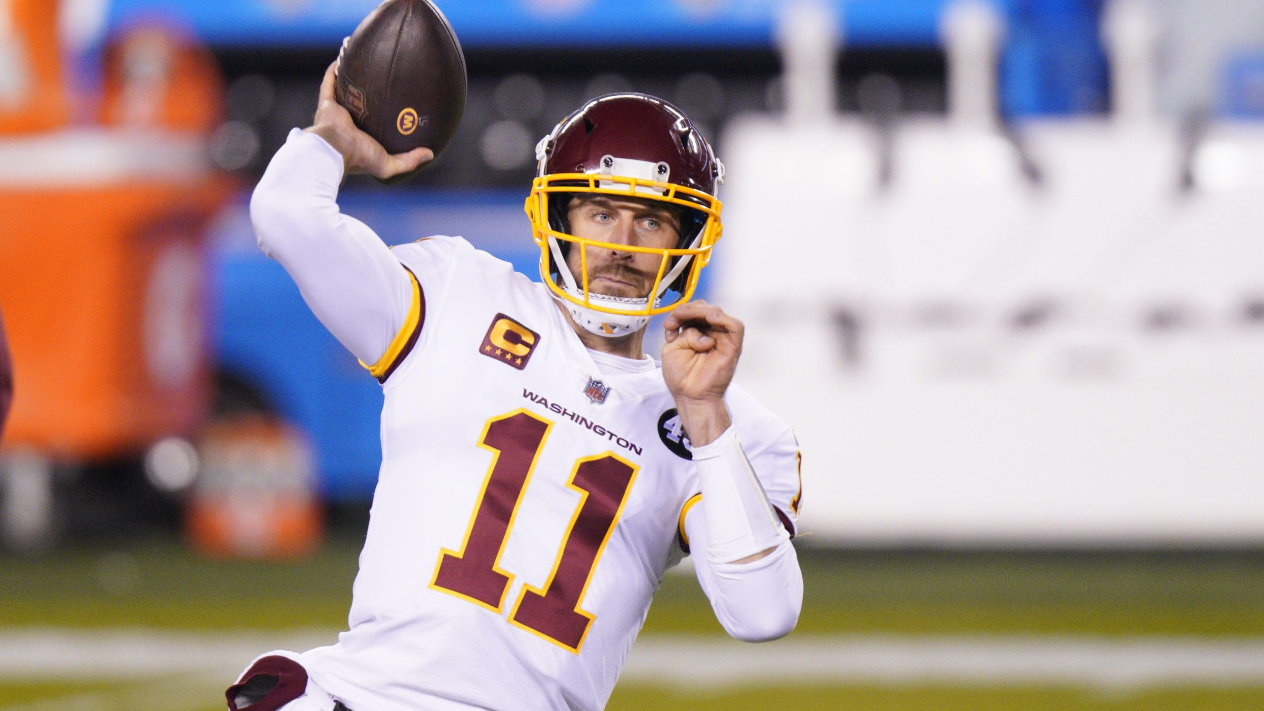 Washington QB Alex Smith picture