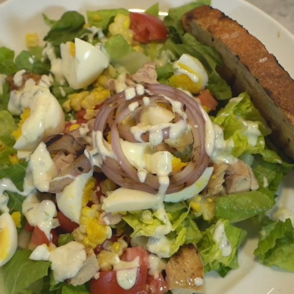 Picture of BBQ cobb salad