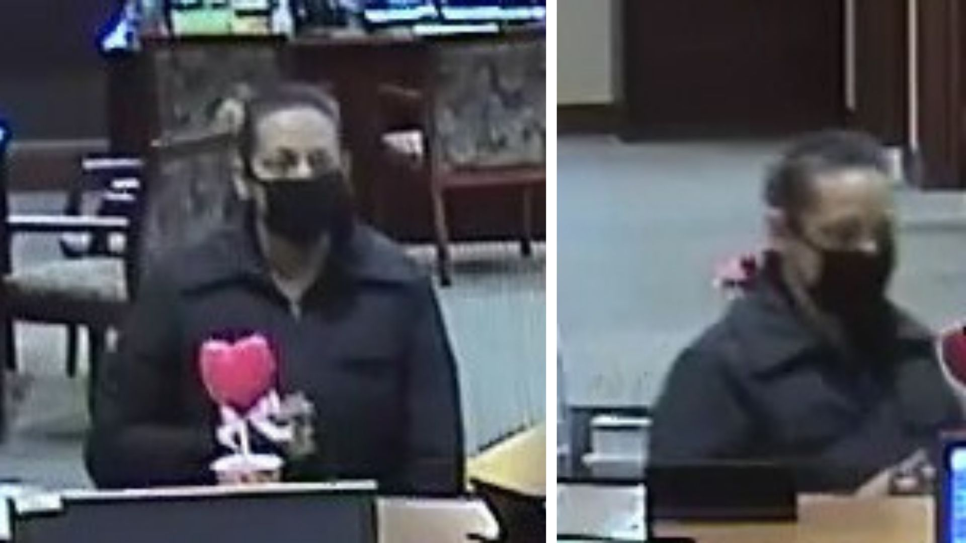 Picture of Claycomo bank suspect