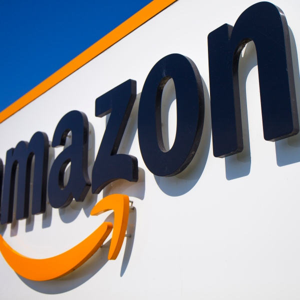 Picture of Amazon sign