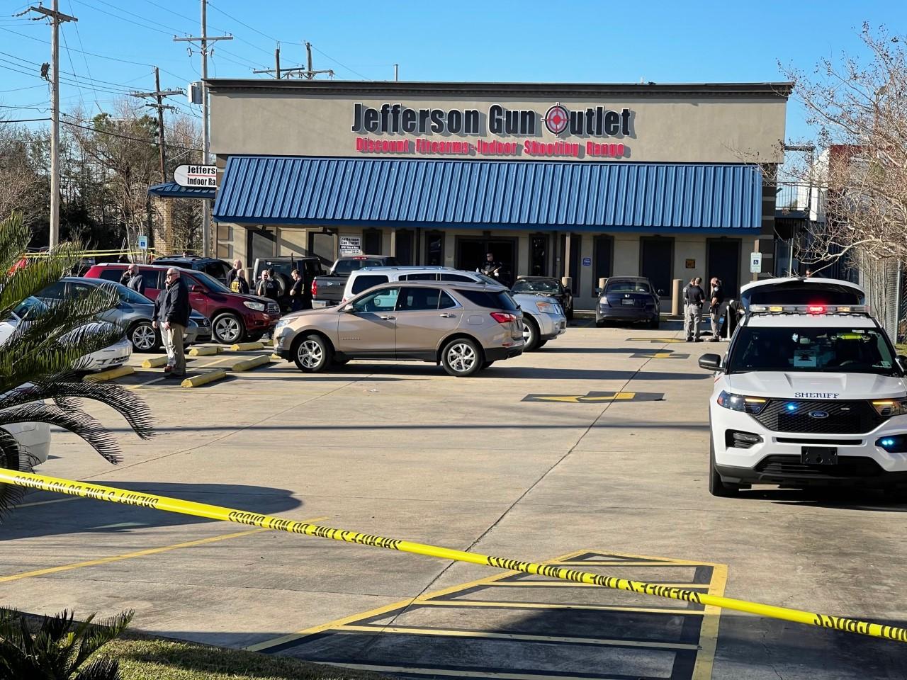 JPSO updates Jefferson gun store shooting that left 3 dead, 2 wounded - WDAF FOX4 Kansas City