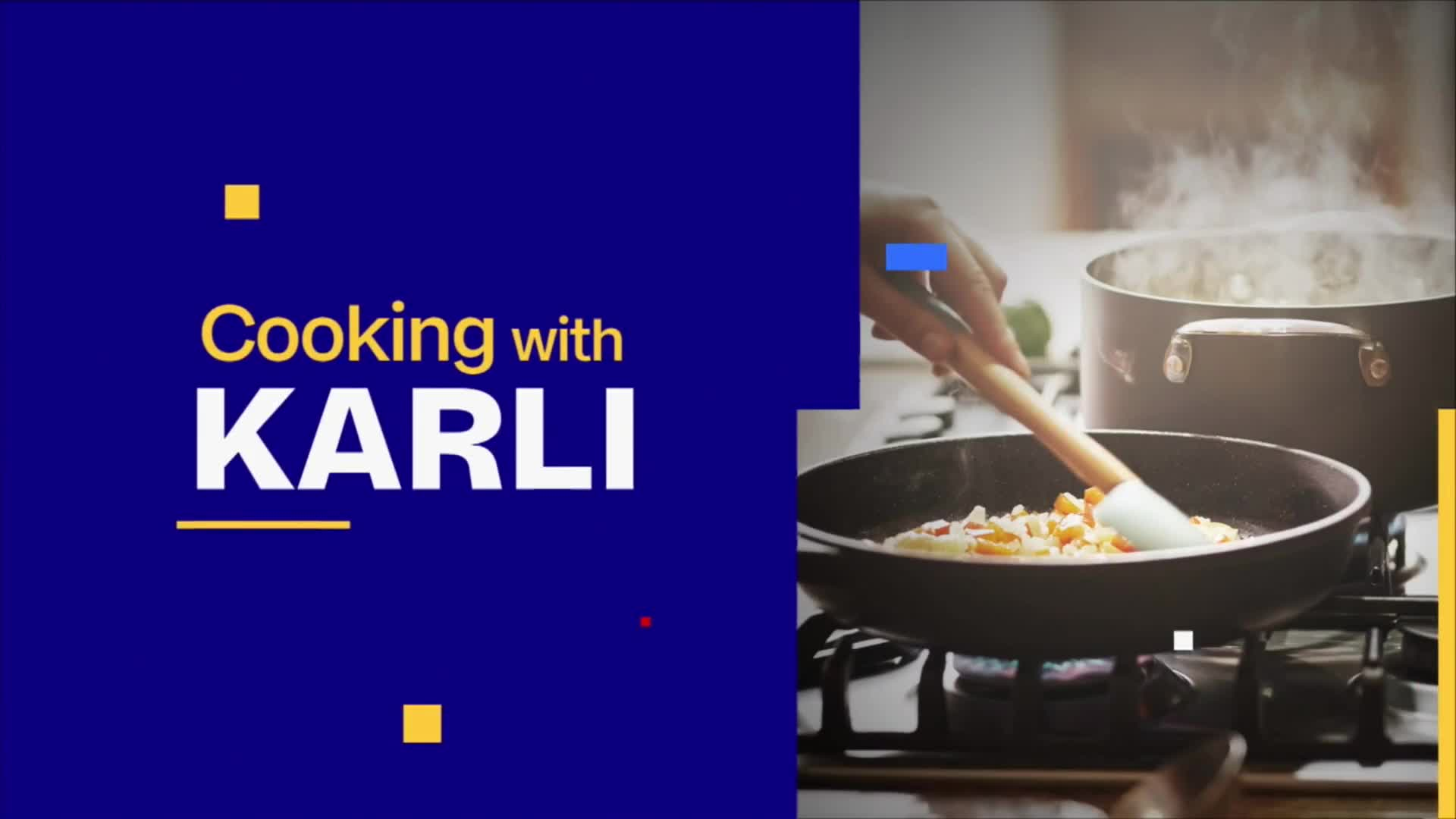 Cooking with Karli graphic