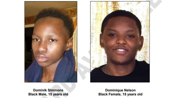 Picture of victims in Norton Avenue shooting