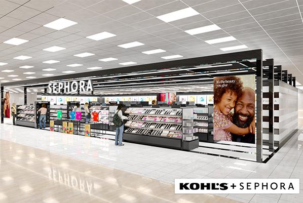 Sephora in Kohl's picture