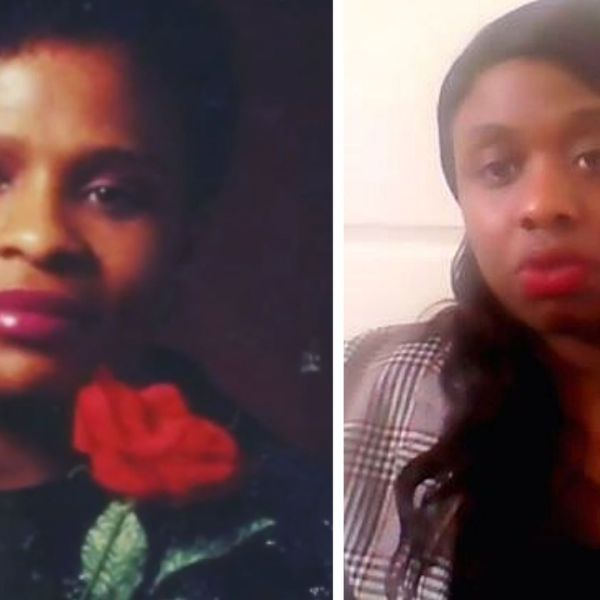 Side by side picture of Rhonda and Jelica Tribue