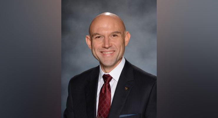 Kearney Superintendent Matthew Miller