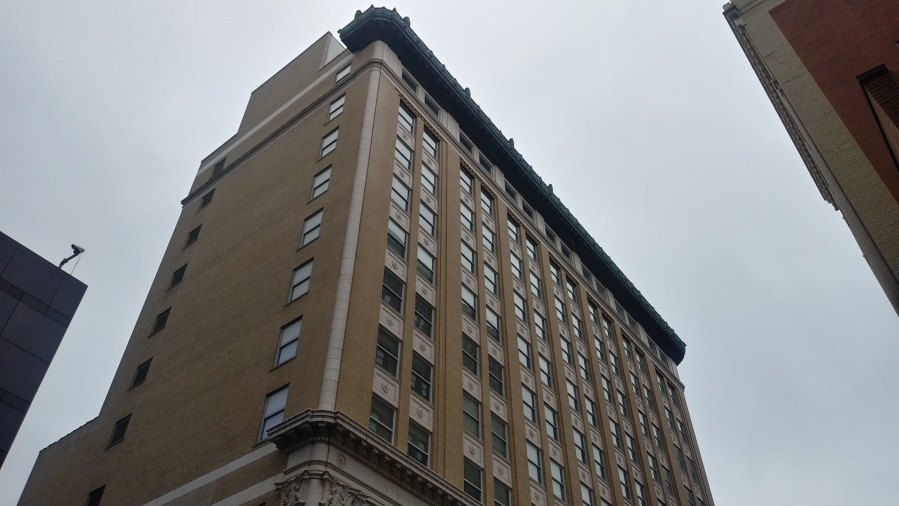 Picture of the Midland building tower