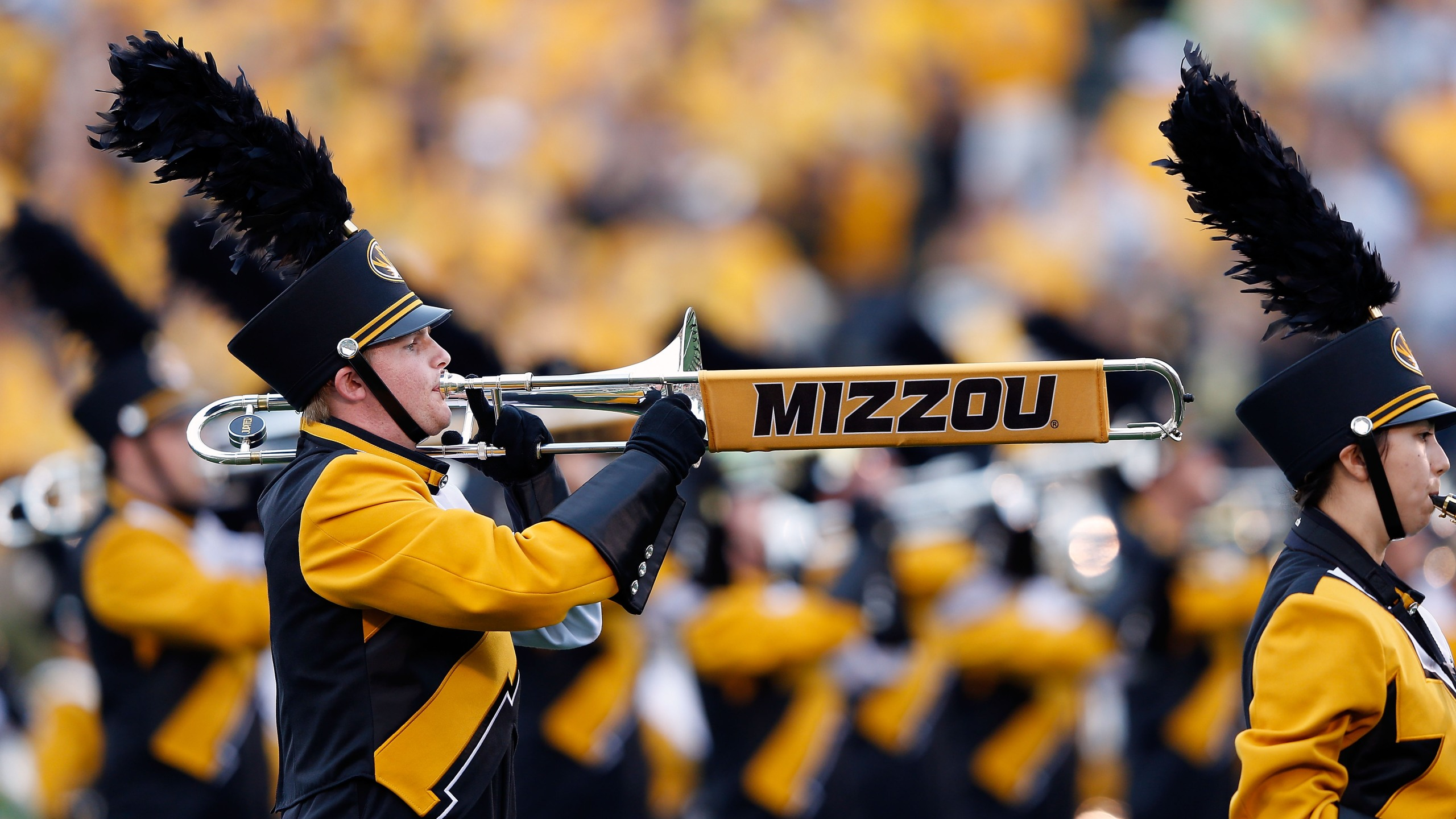 Missouri Marching Mizzou