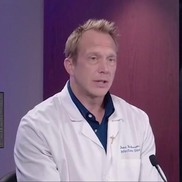Picture of KU Dr. Dana Hawkinson