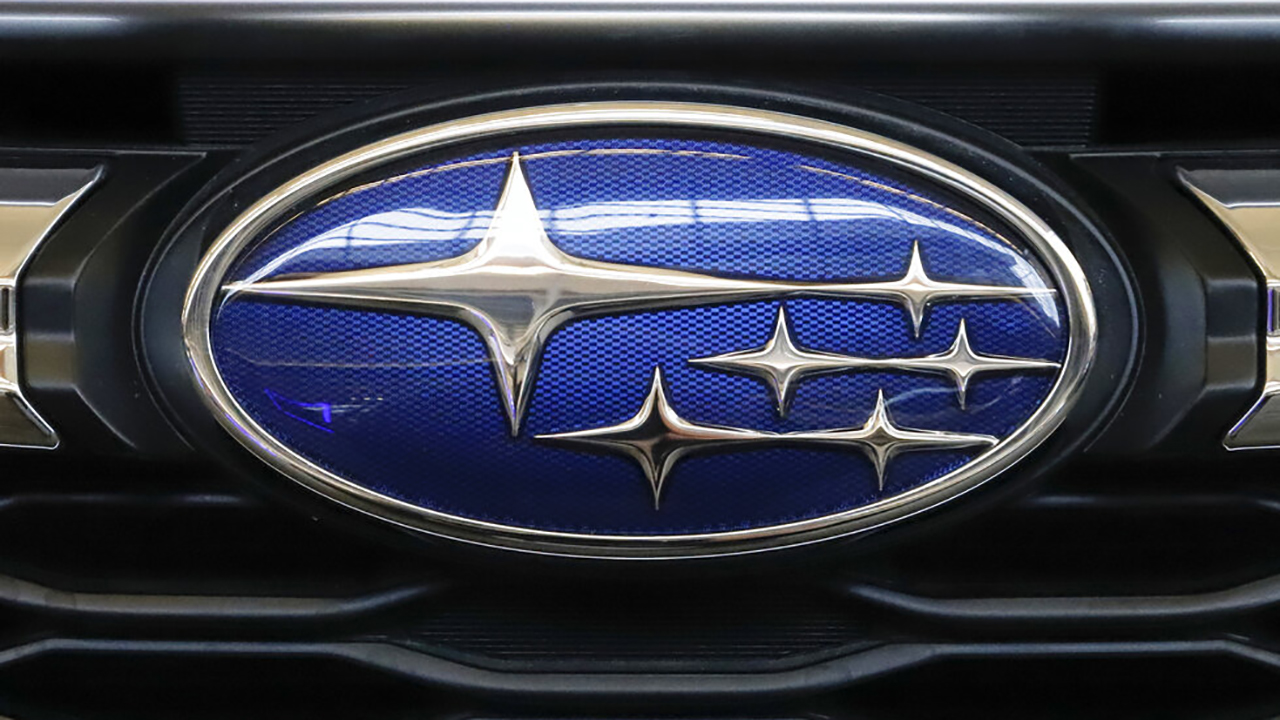 Picture of Subaru logo
