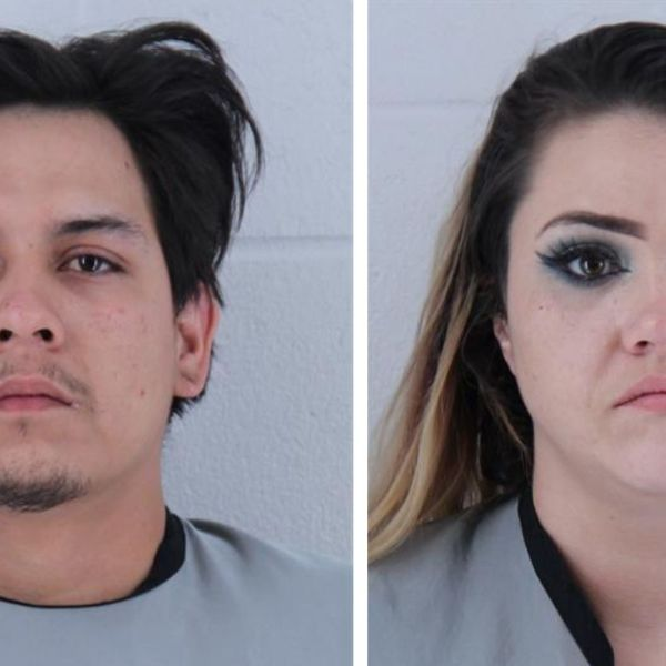 Jean Pierre Morales (left) and Shelly Christine Vallejo (right)
