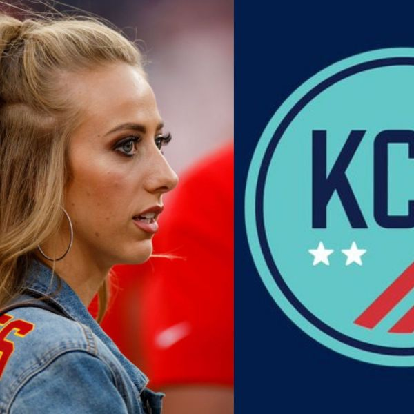Picture of Brittany Matthews and KC NWSL logo