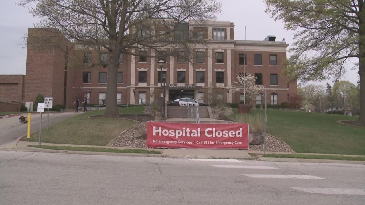Leavenworth mental health facility taking place of closed Cushing Hospital