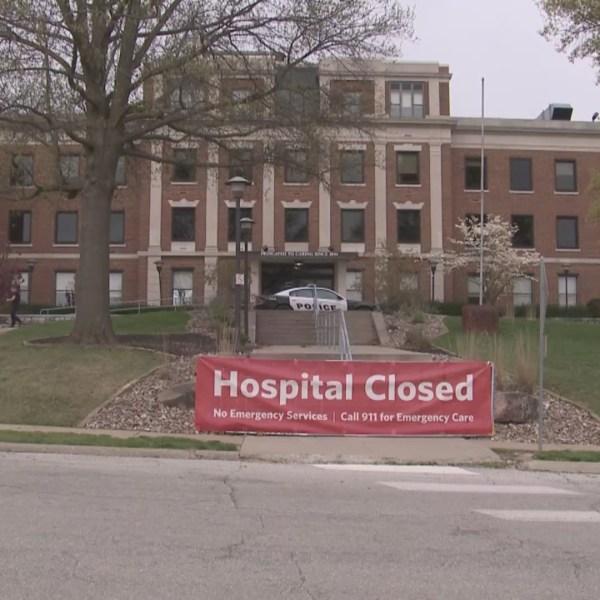 Cushing Hospital in Leavenworth