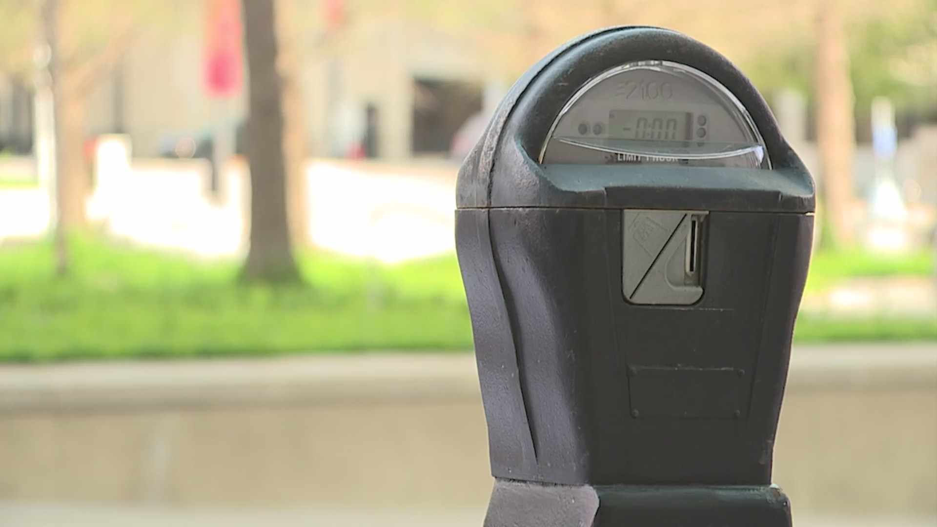 kansas city parking meter