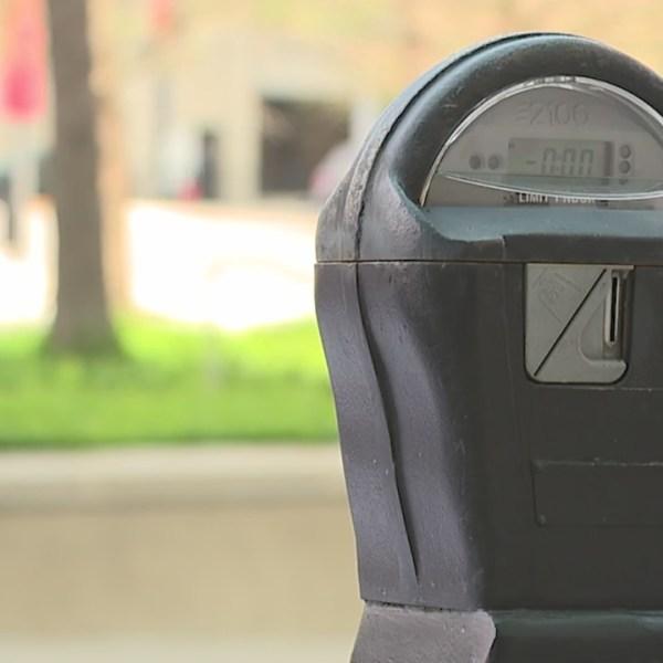 kansas city parking meter