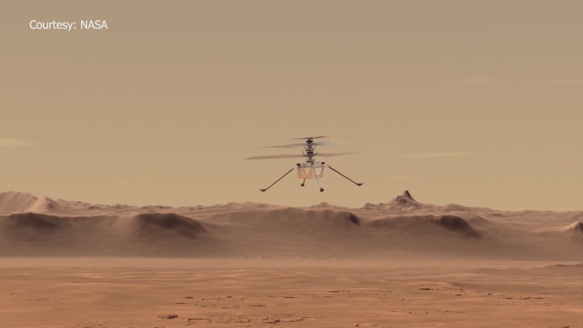 mars ingenuity flight NASA