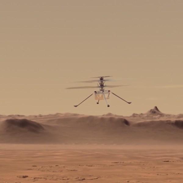 mars ingenuity flight NASA