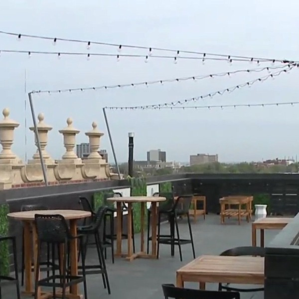 Picture from Canary rooftop bar