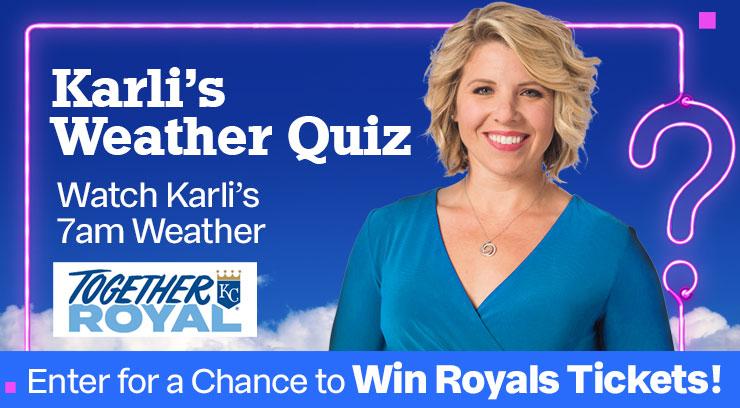 Karli's Weather Quiz   FOX 4 Kansas City WDAF-TV