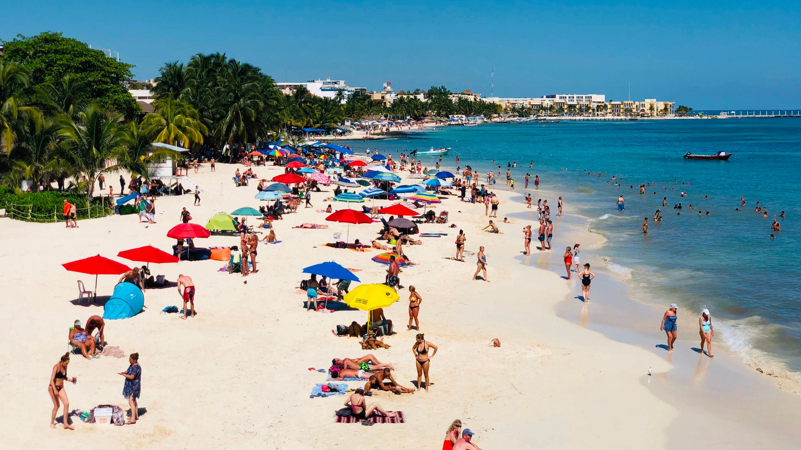 Mexico S Quintana Roo At Imminent Risk Of Covid 19 Lockdown