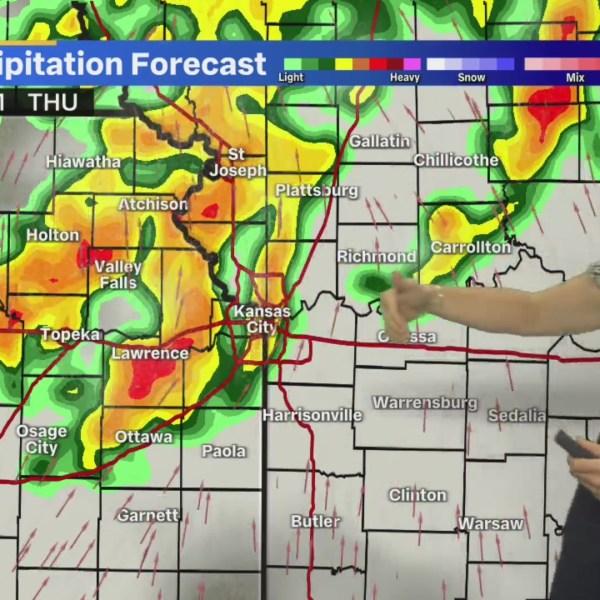 Picture of Karli showing radar