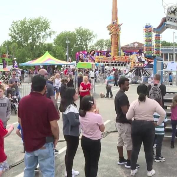 parkville carnival
