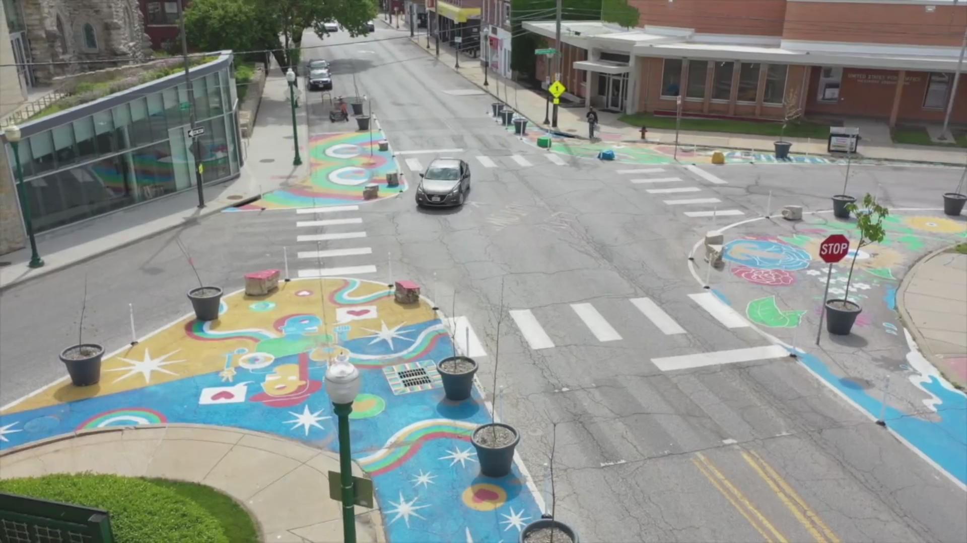 westport street art