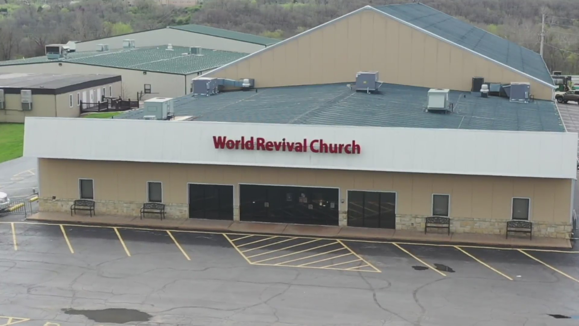 world revival church kansas city