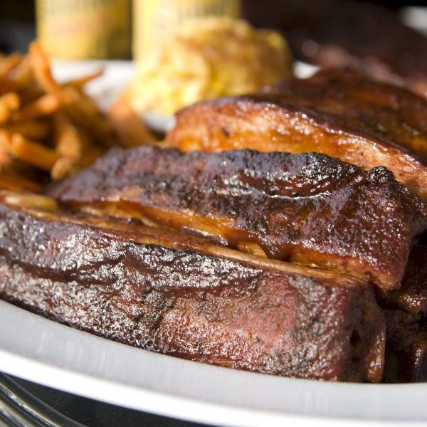 Picture of Kansas City style Barbeque Ribs