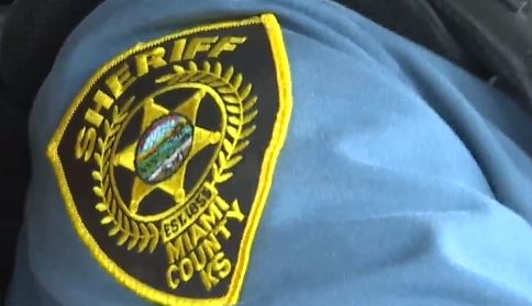 Miami County Sheriff's Office patch