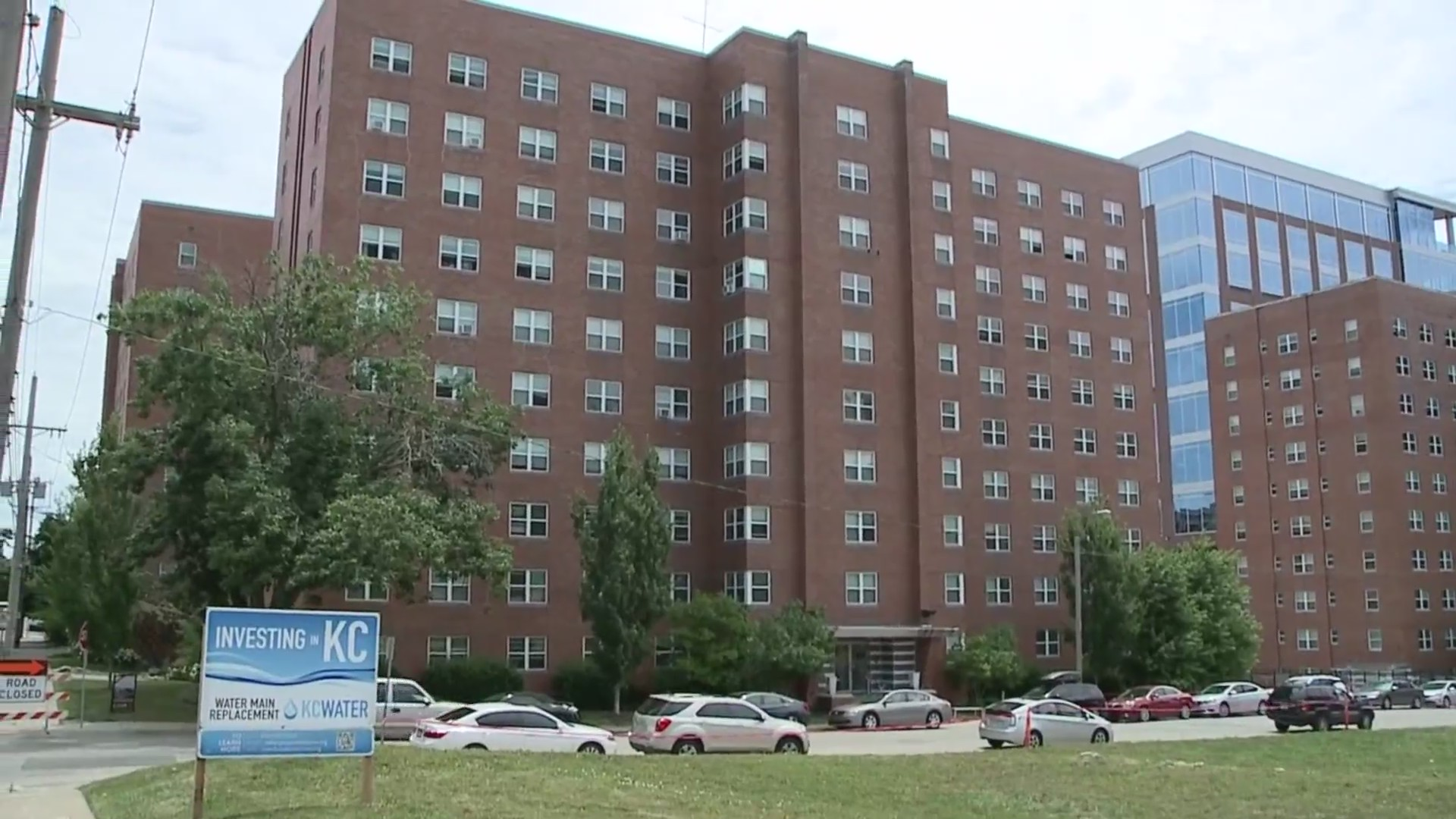 Plaza City Club Apartments