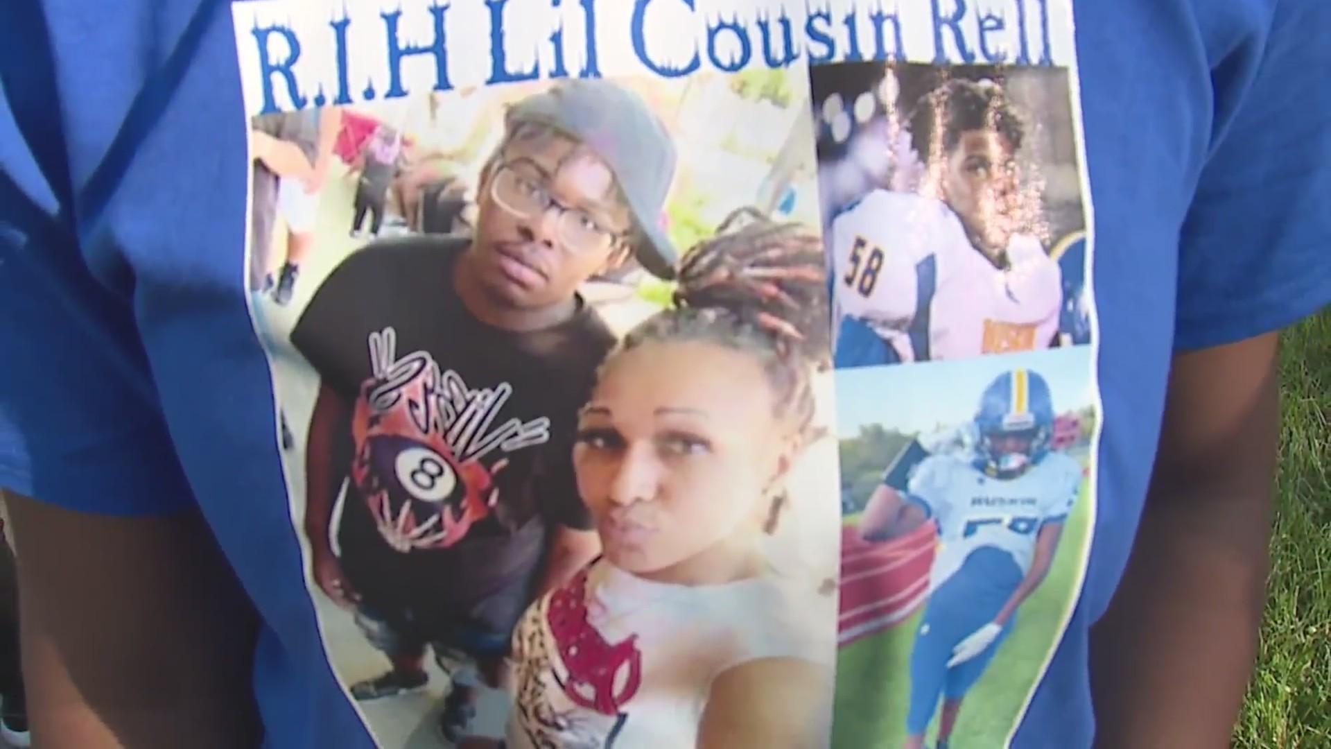 Kansas City teen homicide victim remembered at vigil