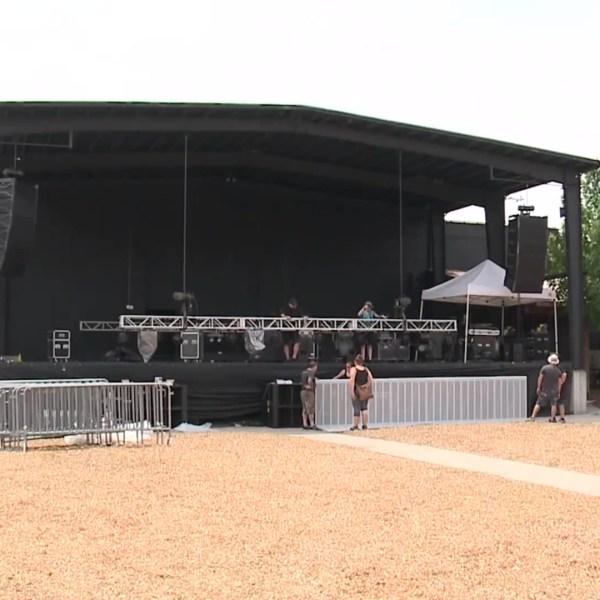 grinders stage