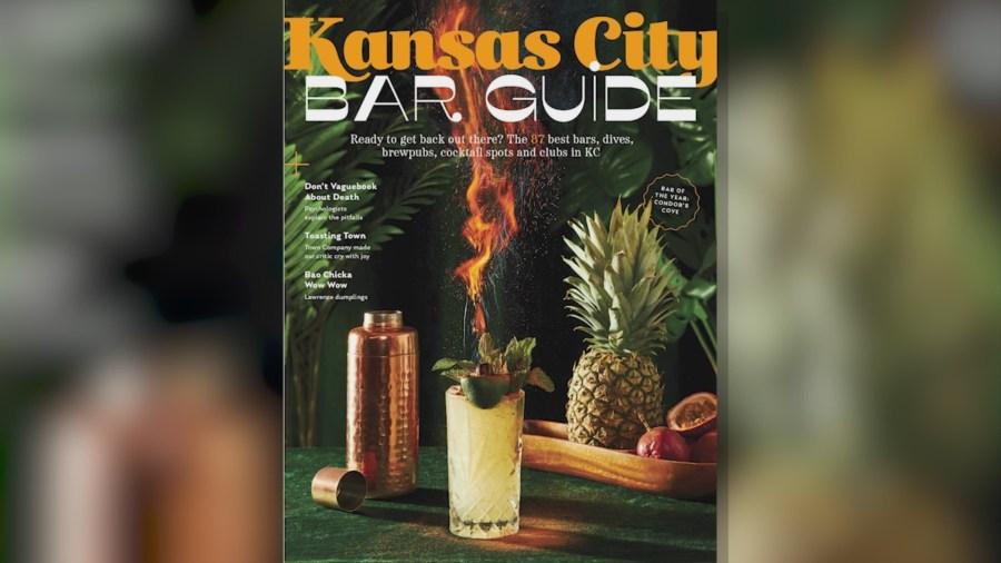 Picture of July Kansas City Magazine