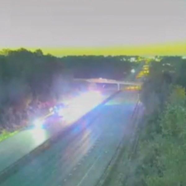 I-70 and Pittman crash