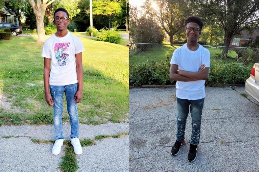 Missing kids Dion and Dwuan Daniel