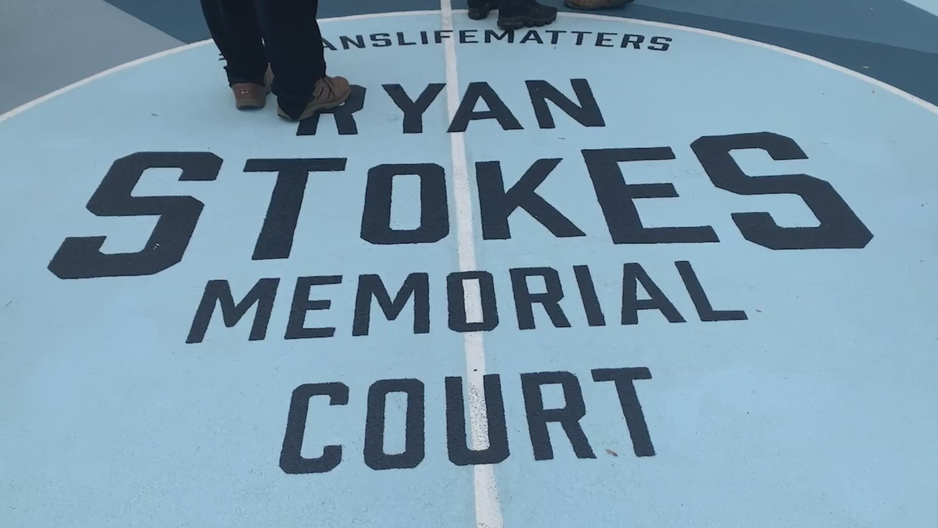 Ryan Stokes Memorial Court