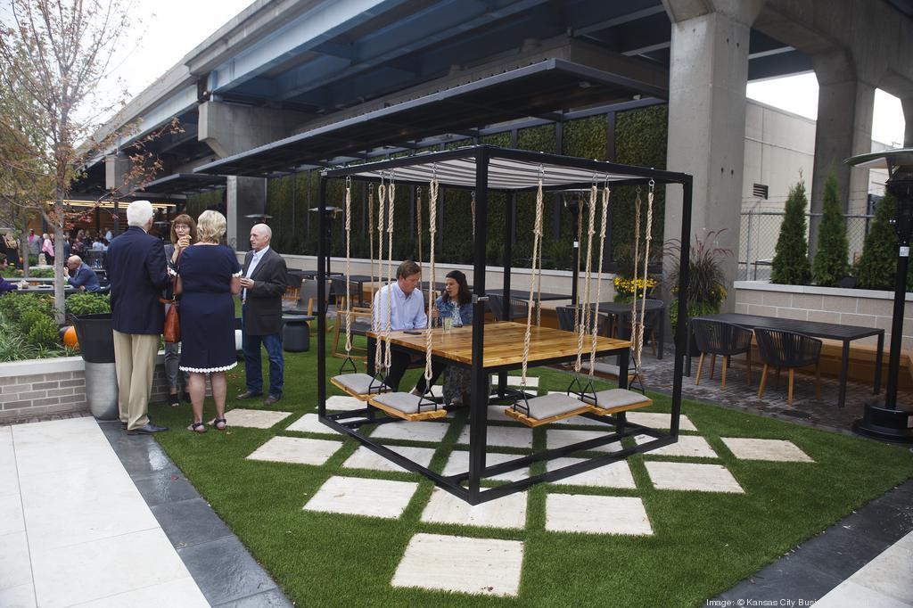 Electric Park Garden Bar